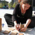 Fabrication des boîtes à idées écologiques